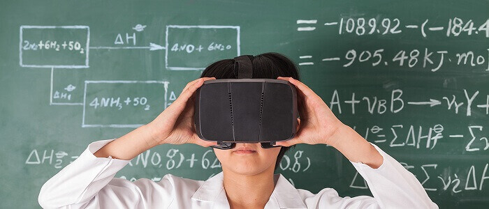 How AR&VR are revolutionizing the educational sector