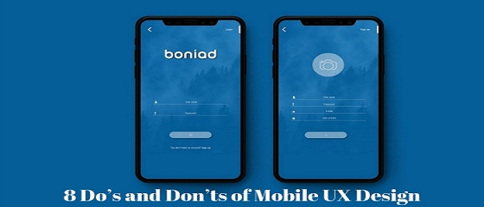 8 Do S And Don Ts Of Mobile Ux Design Hopinfirst